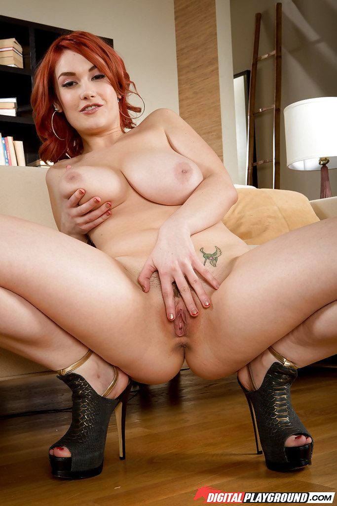 Redhead Milf Xxx Stepmom Drilled By Sweet Stepson