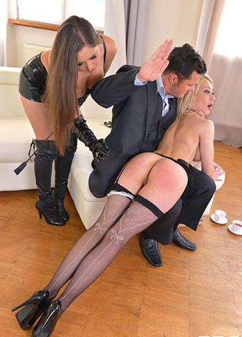 Chessie Kay and Kendra Star
