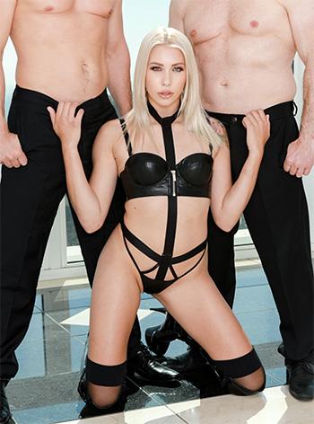 Blondes anal sex pics