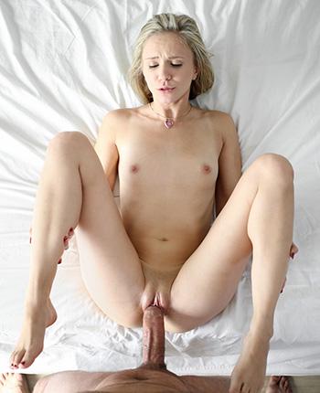 Creampied Rachel James